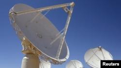 سیگنال ها از ستاره ای شبیه خورشید است.