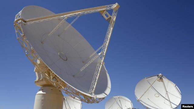 Kính thiên văn Australian Square Kilometer Array Pathfinder ở Murchison, miền tây Australia