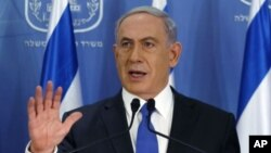 Pernyataan PM Israel Benjamin Netanyahu Senin (28/7) memupus harapan bagi gencatan senjata di Gaza.