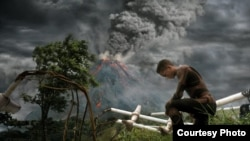 "Džejden Smit u filmu ""Posle Zemlje"". (Columbia Pictures)"