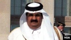 Raja Qatar, Sheikh Hamad bin Khalifa al-Thani