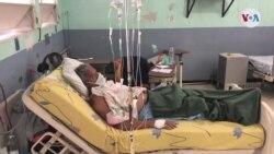 La costosa lucha para respirar en Venezuela