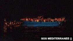 عملیات نجات این پناهجویان در طول شب شنبه و تا ساعات آغازین روز یکشنبه ادامه داشت