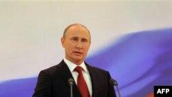 ولادیمیر پوتین برای سومین بار، سوگند ریاست جمهوری یاد کرد