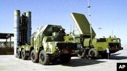 Зенитный комплекс С-300.