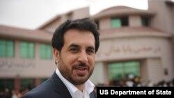 Serokê îstixbarata Afganistanê Esadullah Xalid