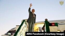 Ashraf G'ani bosim ostida