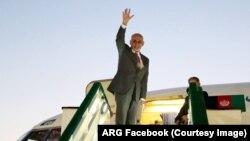 قرار است آقای غنی روز چهارشنبه در نشست کشورهای اسلامی در شهر استانبول ترکیه سخنرانی کند
