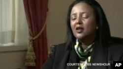 امینه محمد وزیر خارجه کینیا