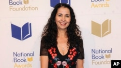 """""""While current headlines give readers timely coverage of immigration, fiction offers deeper and more complex explorations of the issue,"""" says Laila Lalami, whose novel """"The Other Americans"""" comes out March 26."""