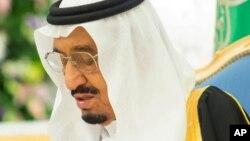 Sarkin Saudiya Salman Abdulaziz