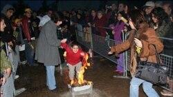 ایرانیان مقیم کانادا فرا رسیدن سال نو ایرانی را جشن گرفتند