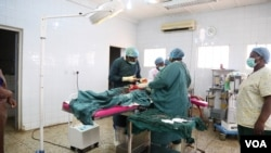 The Yusuf Dantsoho Memorial Hospital has a high success rate with C-sections.