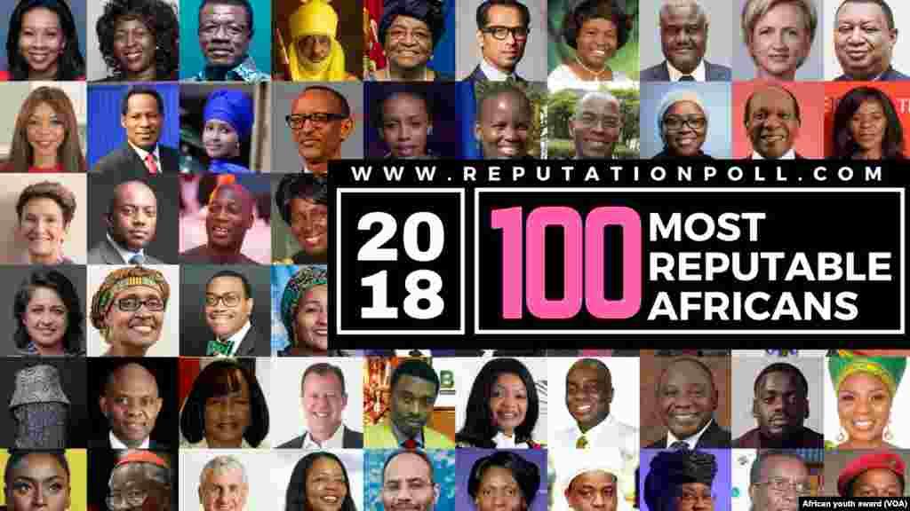 Hoton Yan Afrika Masu Daraja 2018
