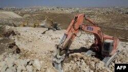 В Восточном Иерсуалиме возобновлены строительные работы.