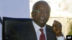 Patrick Amama Mbabazi, Umukandida ku mwanya wa Perezida muri Uganda