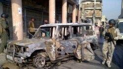 آرشیو: یکی از انفجارهای چندگانه روز پنجشنبه در بغداد