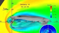 Impact of Solar Storms, Wind on Earth