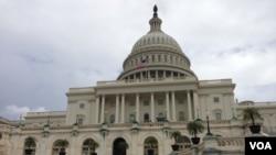 미국 의회 건물 (자료사진)
