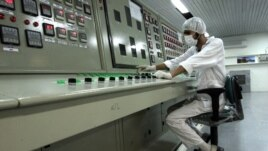 Iranski tehničar u nuklearki