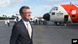 Bộ trưởng Quốc phòng Mỹ, Ash Carter.