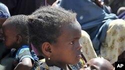 소말리아 기근 현장(자료사진)