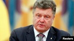 우크라이나의 페트로 포로셴코 대통령