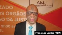 Carlos Mondlane, Presidente da Associação Moçambicana de Juizes