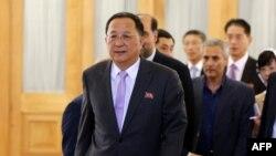 Ngoại trưởng Triều Tiên Ri Yong Ho sẽ thăm Việt Nam từ ngày 27/11/2018.