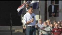 2012-03-14 美國之音視頻新聞: 桑托勒姆在阿拉巴馬與密西西比初選獲勝