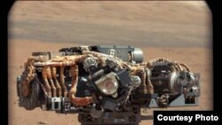 好奇號火星探測器