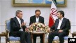 İran və Livanın xarici işlər nazirləri Tehranda görüş keçirib