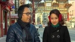 Tahun Baru China di AS