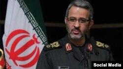 غلامحسین غیبپرور، فرمانده ارشد نیروهای نظامی ایران در سوریه