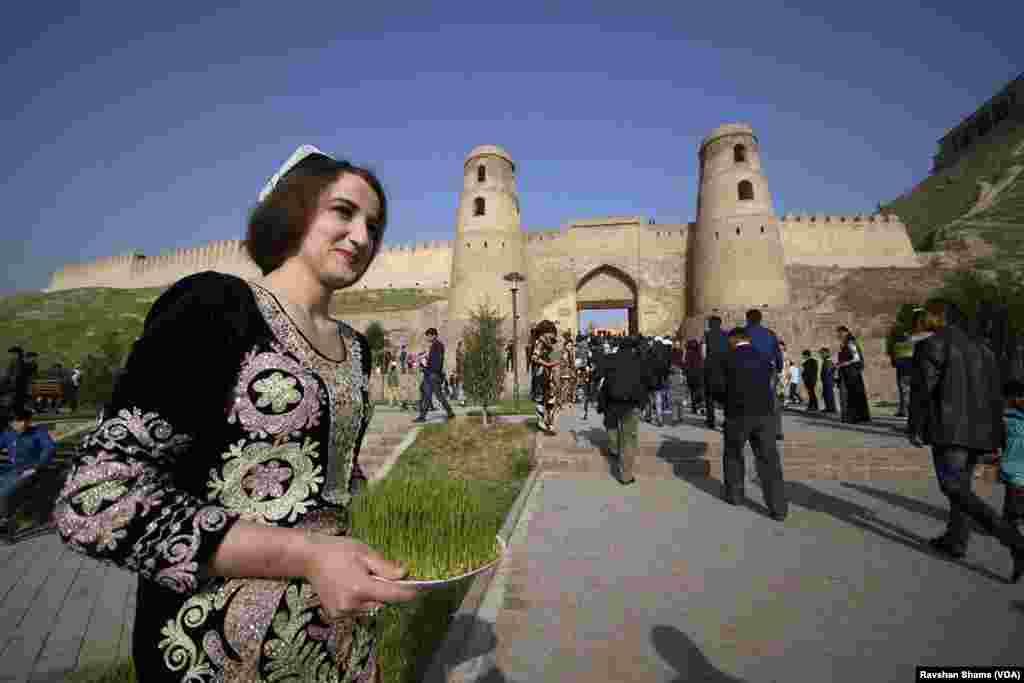 تجلیل از نوروز باستانی در تاجیکستان
