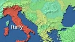 راهپيمايی هزاران کارگر ايتاليايی در رم