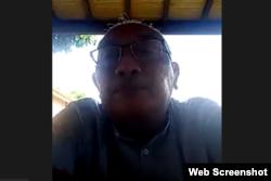 Pengacara senior Bali, Gede Widiatmika. (Foto: VOA)