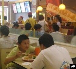 台商餐飲及食品品牌在中國相當受歡迎