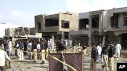 کراچی میں ہائی الرٹ کے باوجود لیاری میں دستی بم کا حملہ، 8 افراد زخمی