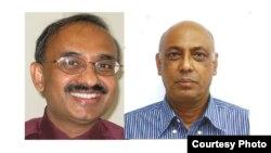 Dr. Sarwar Jahangir & Professor Hossaien Kabir