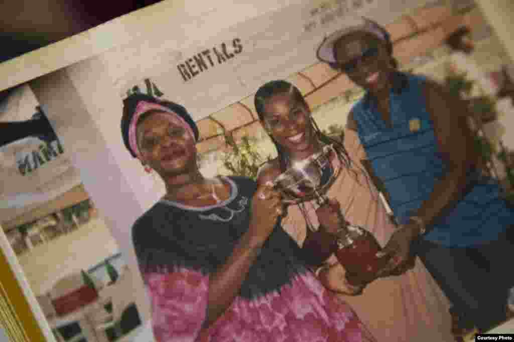 Uloma Mbuko has won more than 200 awards in her 17-year professional golf career. (Courtesy Uloma Mbuko)