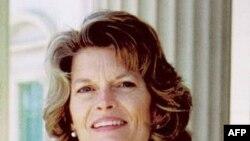 Сенатор от Аляски Лиза Мерковски (архивное фото)
