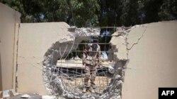ՆԱՏՕ-ն մեղադրել է Քադաֆիի ուժերին բալիստիկ հրթիռներ արձակելու մեջ