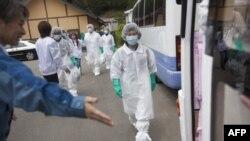 В Японии сотрудники АЭС подверглись сильному воздействию радиации