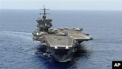 미 항공모함 USS 엔터프라이즈 호