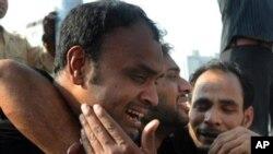 رواں سال کراچی میں ٹارگٹ کلنگ کے واقعات میں بیسیوں افراد ہلاک ہوچکے ہیں (فائل فوٹو)