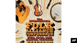 International Folk Alliance Showcases New Talent