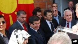 Давитоглу - почесниот конзулат ќе биде куќа на сите државјани на Република Македонија