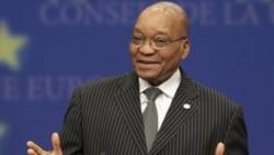 زوما: اتحادیه آفریقا دولت جدید لیبی را به رسمیت نمی شناسد