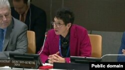 Ursula Mueller UN